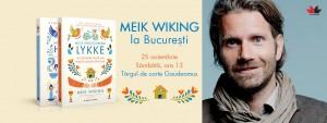 Meik Wiking la București