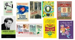 Noutățile pregătite de Grupul Editorial Humanitas pentru toamna literară 2018