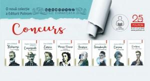 """Concurs: câștigă un pachet cu 8 cărți din colecția """"Biografii romanțate"""" [încheiat]"""