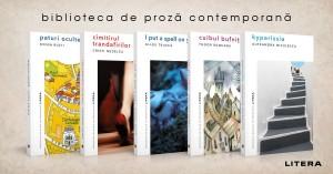 Editura Litera anunță lansarea unei noi colecții dedicate literaturii române contemporane