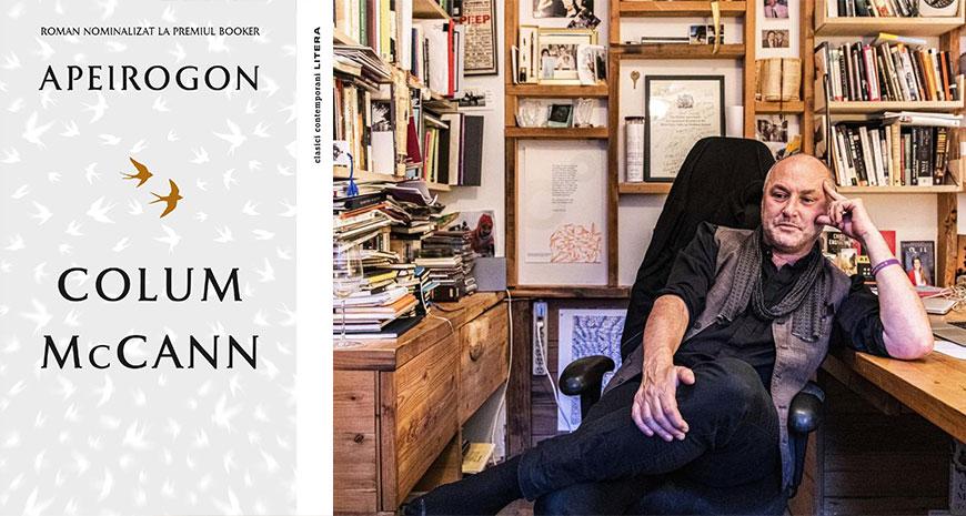 """Apeirogon"", de Colum McCann (fragment în avanpremieră)"