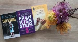 """Concurs noutăți Humanitas Fiction: """"Casa germană"""", """"Frankisstein"""" și """"Aroma timpului"""" [încheiat]"""