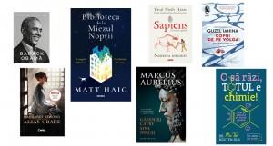Cele mai vândute cărți în 2020
