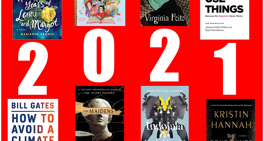 Cele mai așteptate 10 cărți în 2021 la Editura Litera
