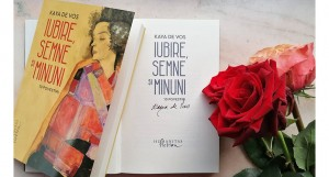 "Concurs de Valentine's Day - Kaya de Vos: ""Iubire, semne și minuni"" [încheiat]"