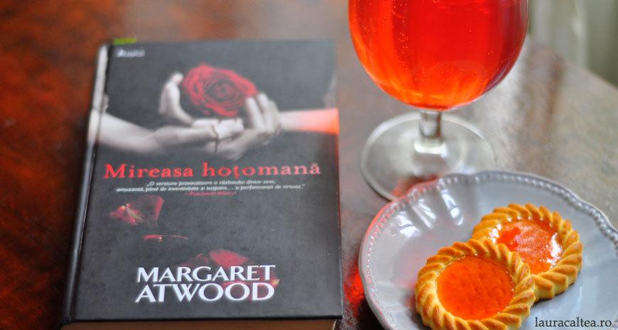 """De ce se îndrăgostesc bărbații de scorpii? – """"Mireasa hoțomană"""", de Margaret Atwood"""