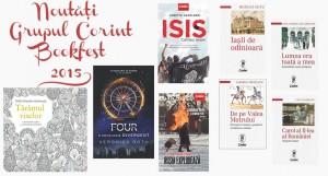 Grupul Editorial Corint la Bookfest 2015
