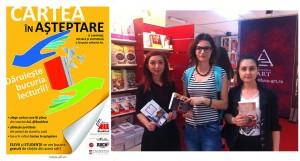Bilanțul campaniei Cartea în așteptare organizată de Editura All la Bookfest 2015