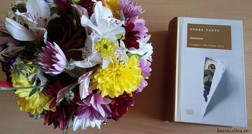 """Un roman genial, despre """"Sticletele"""", de Donna Tartt"""