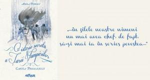 """Adina Popescu, """"Cartea Pricoliciului"""" (fragment în avanpremieră)"""