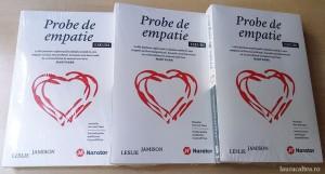 """Concurs """"Probe de empatie"""", de Leslie Jamison (încheiat)"""