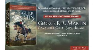 """""""Cavalerul celor Şapte Regate"""", de G.R.R. Martin (fragment în avanpremieră)"""