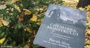 """Povești care te bântuie, despre  """"Chemarea monstrului"""", de Patrick Ness"""