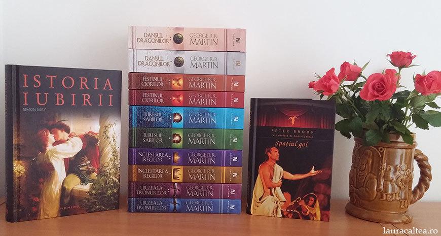 Reduceri și recomandări Nemira la aniversarea a 25 de ani de plăcerea lecturii