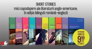 """""""Short Stories"""", o nouă colecție Litera"""