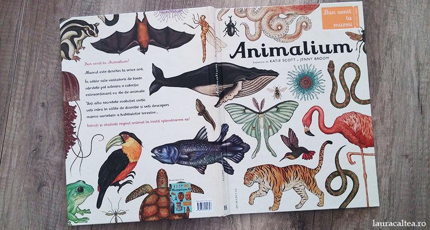 """""""Animalium"""": regmul animal în toată splendoarea lui"""