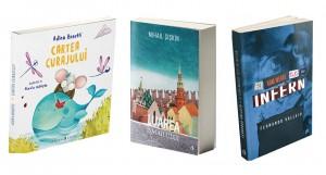 Curtea Veche Publishing, titluri în pregătire pentru Gaudeamus 2016