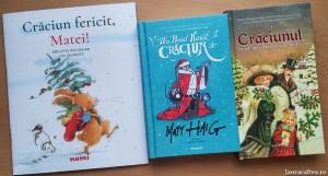 Concurs: Cărți de Crăciun pentru toate vârstele [încheiat]