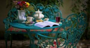 Ceainăria Infinitea București - O grădină de vis, o ceainărie de poveste