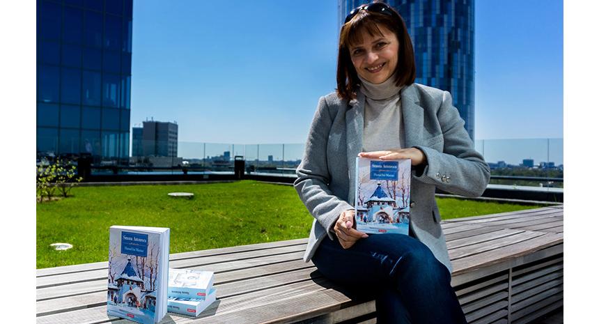 """Chestionar de cititor de cursă lungă: Simona Antonescu – """"«Uluitor» nu este un cuvânt pentru un scriitor"""""""