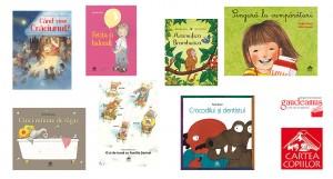 Noutăţile editurii Cartea Copiilor la Gaudeamus 2017