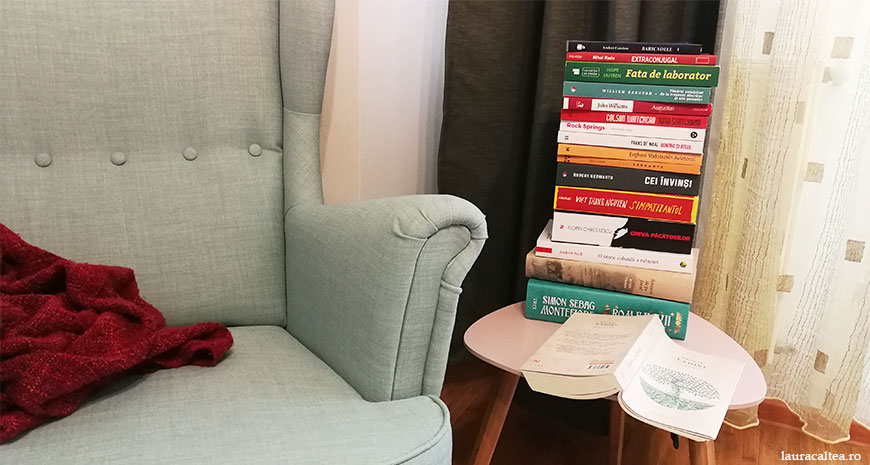 Restanțe literare din 2017
