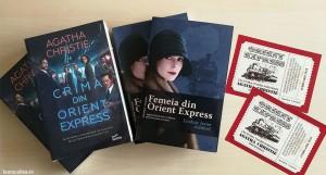 Concurs: câștigă două călătorii ficționale cu Orient Express [încheiat]