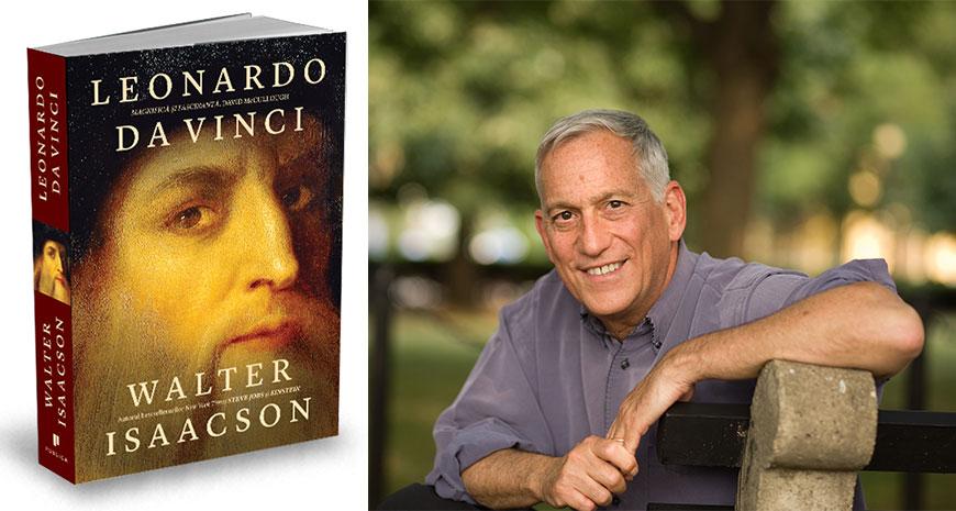 """""""Leonardo da Vinci"""", de Walter Isaacson (fragment în avanpremieră)"""